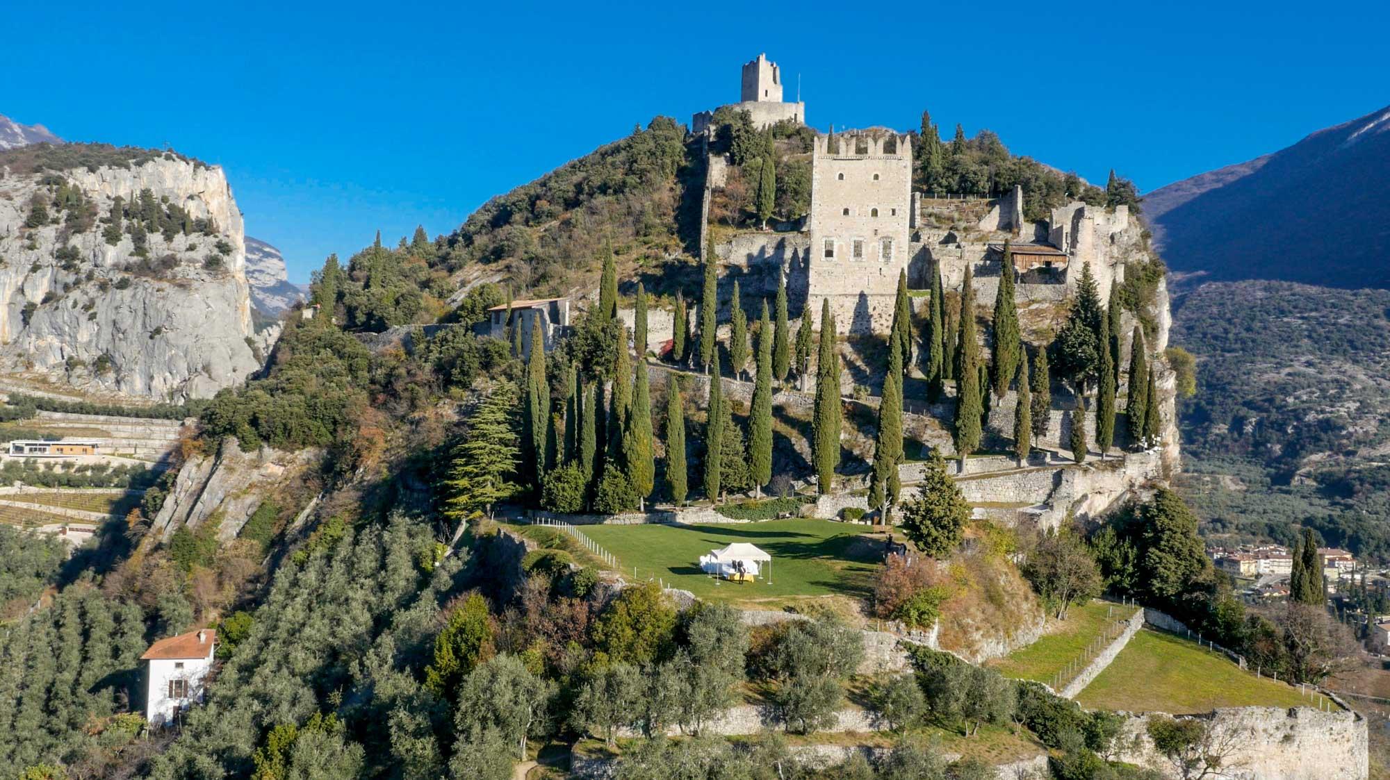 Matrimonio civile, Unione Civile o Cerimonia simbolica al Castello di Arco