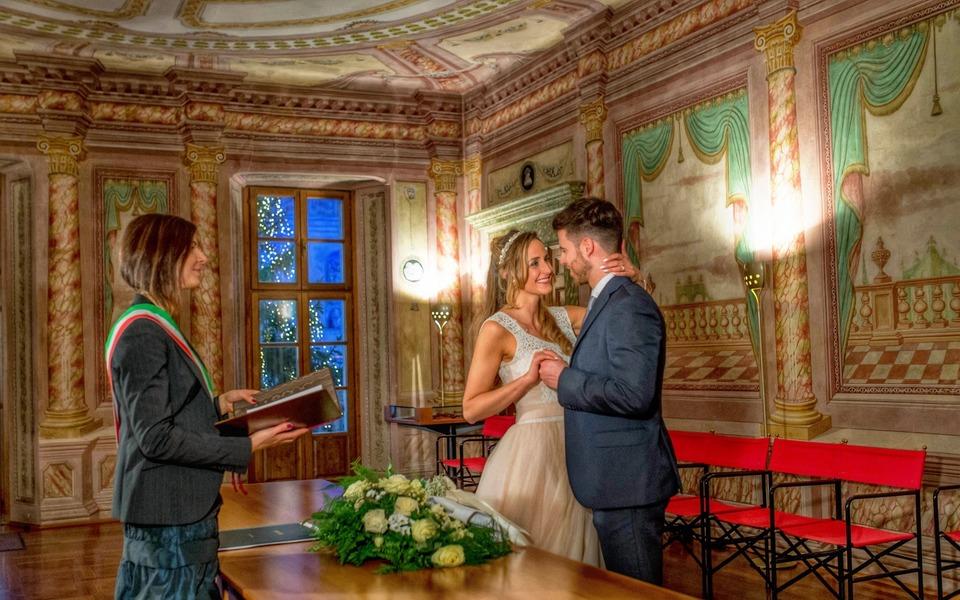Matrimonio Civile o Cerimonia simbolica a Palazzo Giuliani in Arco